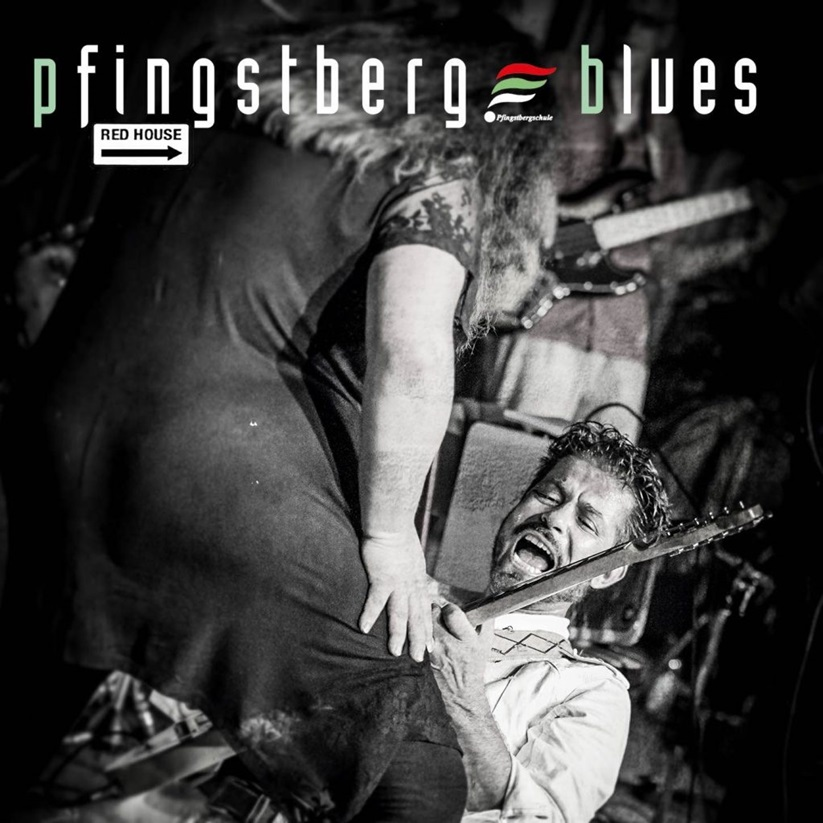 CD Cover Pfingstbergblues